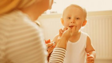 How to Naturally Soothe & Treat Baby's Teething Rash_Baby's Bottom