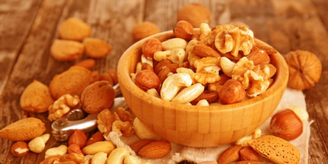 Zinc Benefits For Your Health and Top 7 Zinc-Rich Foods_Nuts