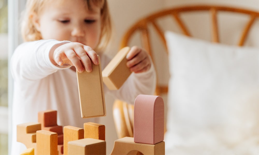 Best Large Wooden Alphabet Blocks for Toddlers