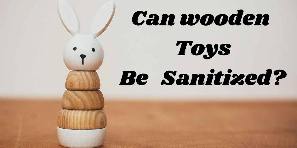 Can Wooden Toys Be Sanitized | Step by Step Guide