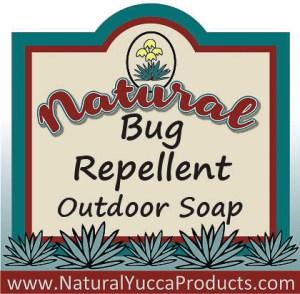 bug, repellent, natural, soap, yucca, resveratrol, https://naturalyuccaproducts.com/natural-yucca-soap/