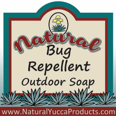 bug, repellent, natural, soap, yucca, resveratrol, //naturalyuccaproducts.com/natural-yucca-soap/