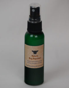 Bug insect repellent yucca natural enviromental ingredients