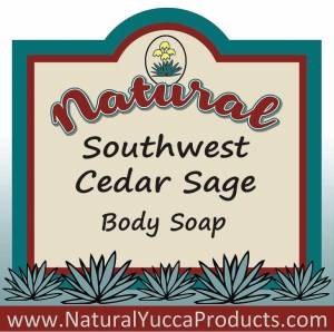 natural, soap, cedar, sage, southwest, yucca, resveratrol, natural ingredients, https://naturalyuccaproducts.com/natural-yucca-soap/