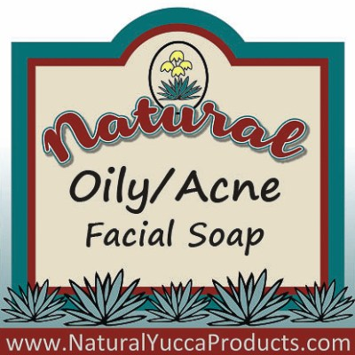 acne, oily skin, natural, soap, zits, pimples, resveratrol, //naturalyuccaproducts.com/natural-yucca-soap/