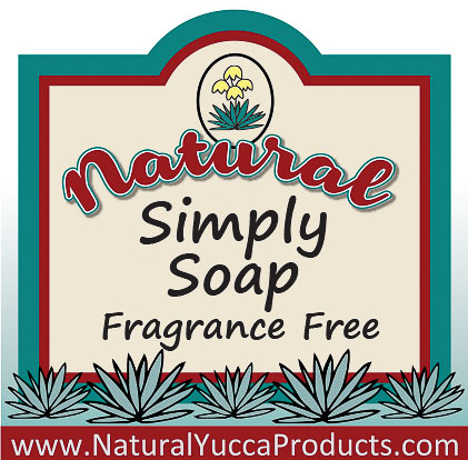 simply soap, natural, fragrance free, colloidal oatmeal, yucca, resveratrol, https://naturalyuccaproducts.com/natural-yucca-soap/