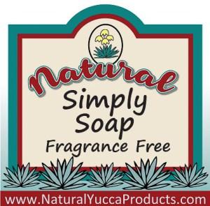 simply soap, natural, fragrance free, colloidal oatmeal, yucca, resveratrol, https://naturalyuccaproducts.com/natural-yucca-soap/