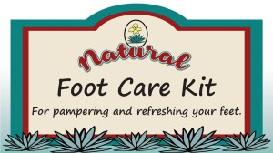 Foot Care Kit, natural, yucca, https://naturalyuccaproducts.com/body-products/, foot pwder, foot scrub,