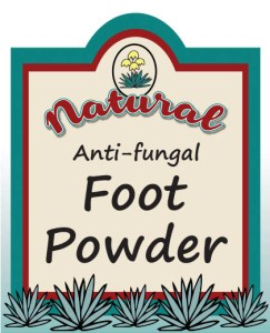 Foot Powder, anti-fungal, yucca, resveratrol, https://naturalyuccaproducts.com/body-products/