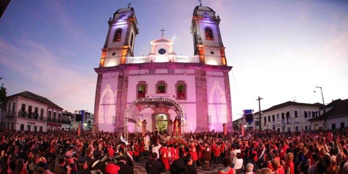 Festa do Bom Jesus de Iguape foto