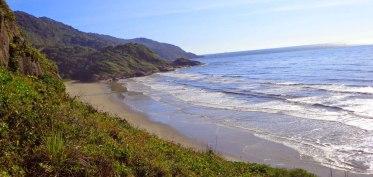 Praia do Caramborê - Peruíbe - Foto