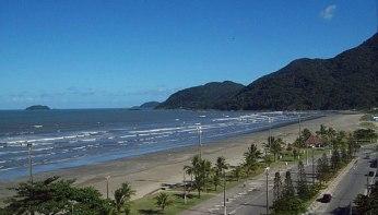 Peruíbe- Praia do Centro - Foto