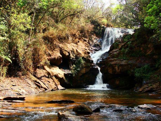 Cachoeira Véu da Noiva - Foto
