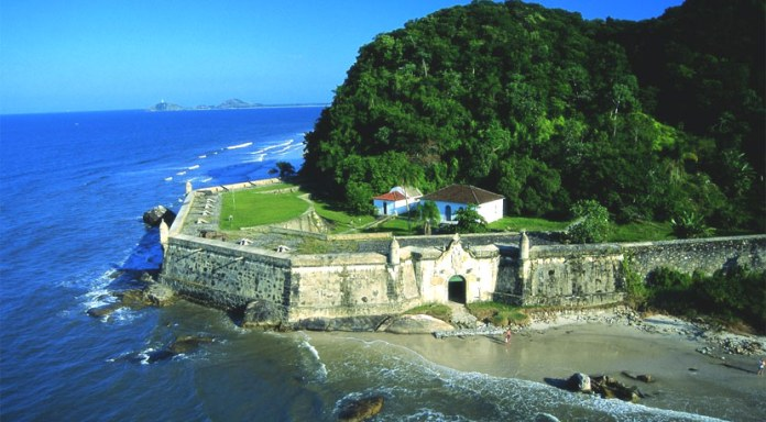 Fortaleza de Nossa Senhora dos Prazeres - Foto