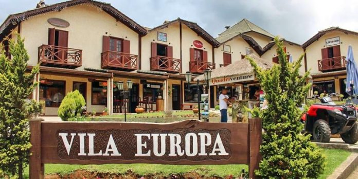 Shopping Vila Europa - Monte Verde foto