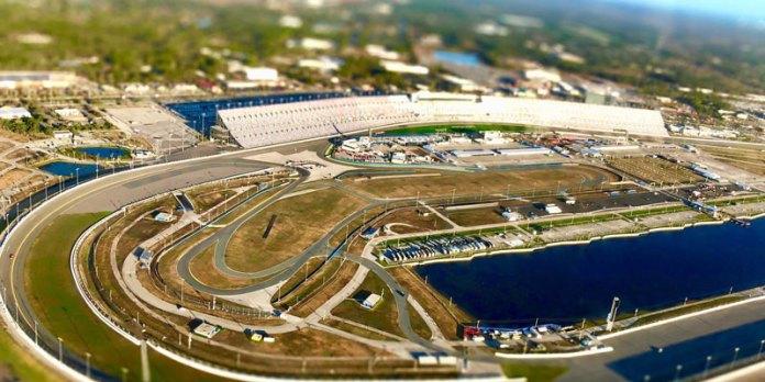 Pontos turísticos da Flórida - Daytona International Speedway foto