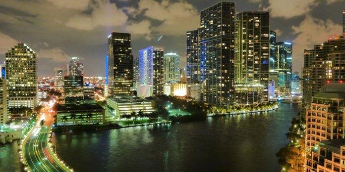 Pontos turísticos da Flórida - Miami foto