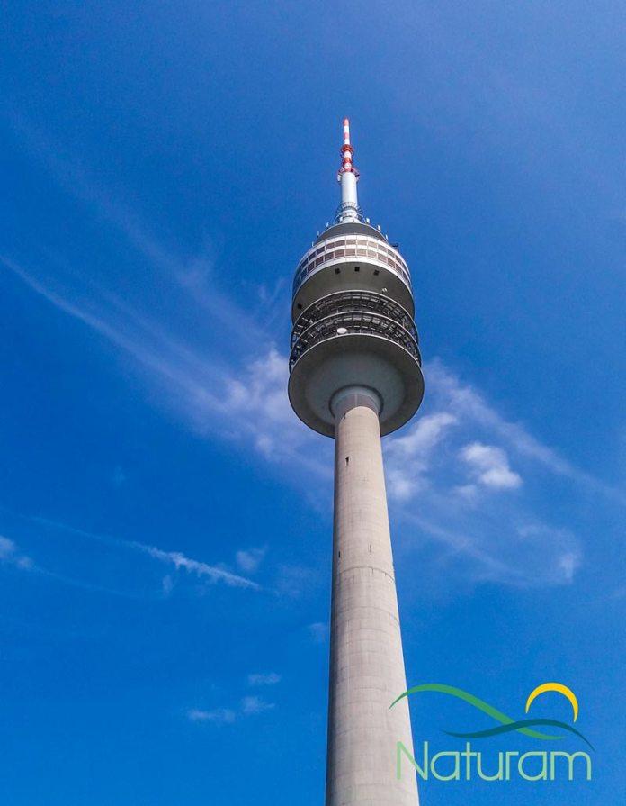 Pontos turísticos em Munique - Olympiapark foto