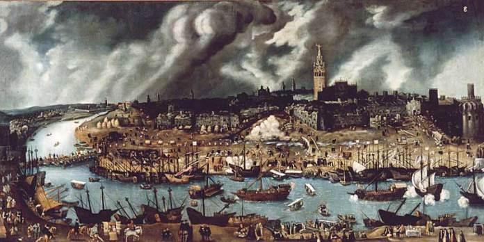 Sevilha no século XVI img