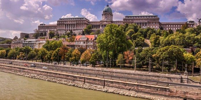 Buda Castle - Bedapeste foto