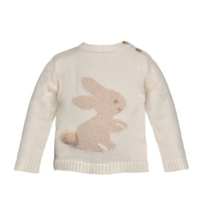 Sweater with Bunny