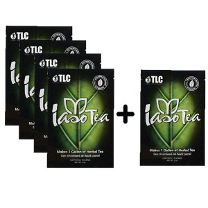 35 days iaso detox tea pack