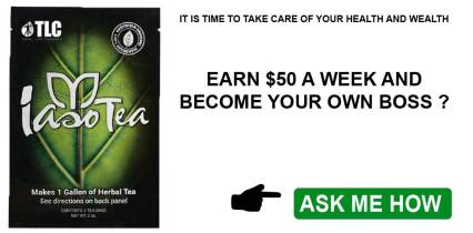 iaso detox tea earn 50 a week