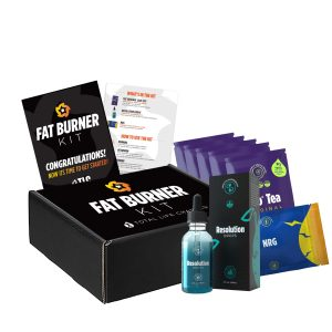 5 packs Iaso tea, Resolution drops and NRG