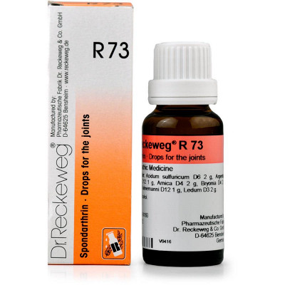 Natura Right Dr Reckeweg R 73