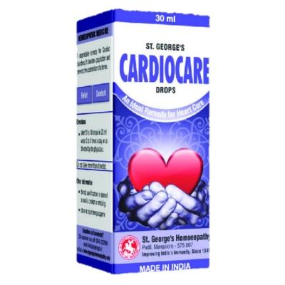 Natura Right St George CARDIO CARE Heart Drops 30ml