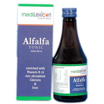 Medilexicon Alfalfa Tonic Syrup 200ml