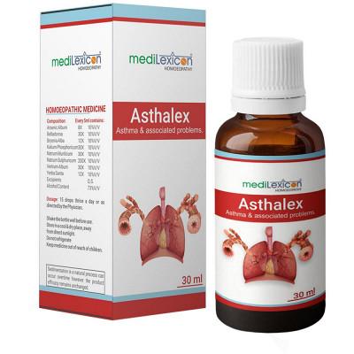 Medilexicon Ashthalex Drops 30Ml Natura Right