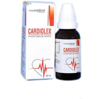 Medilexicon Cardiolex Hypertension Drop 30ml