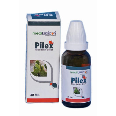 Medilexicon Pilex 30Ml Natura Right