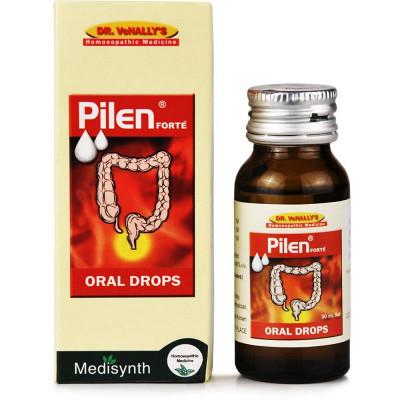 Medisynth Pilen Forte Drops 30Ml Natura Right