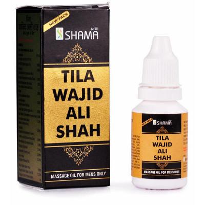 New Shama Tila Wajid Ali Shah 15Ml Natura Right