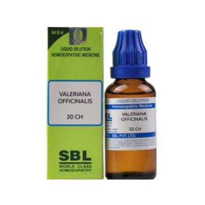 Sbl Valeriana Officinalis 30 Ch 30Ml Natura Right