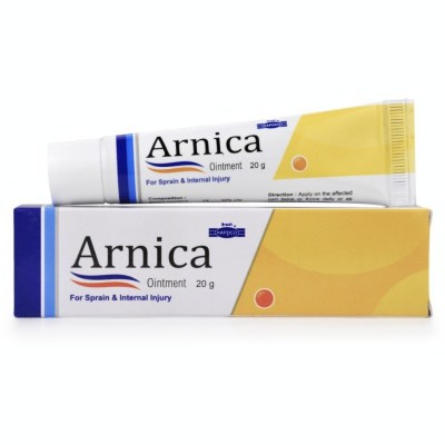 Hapdco Arnica Ointment 20G Natura Right