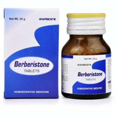 Hapdco Berberistone Tablets 25g