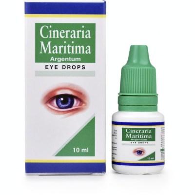 Hapdco Cineraria Maritima Eye Drops 10Ml Natura Right