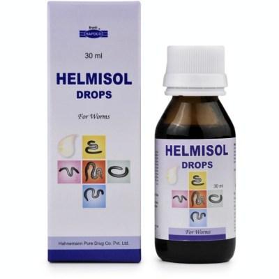 Hapdco Helmisol Drops 30Ml Natura Right
