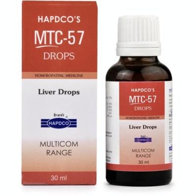 Hapdco Mtc 57 Liver Drops 30Ml Natura Right