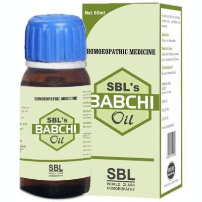 Sbl Babchi Oil 60Ml Natura Right