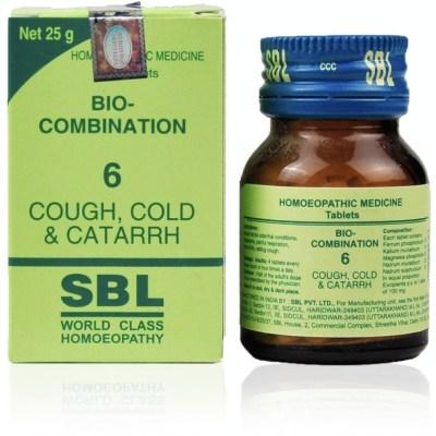 Sbl Bio Combination 6 25G Natura Right
