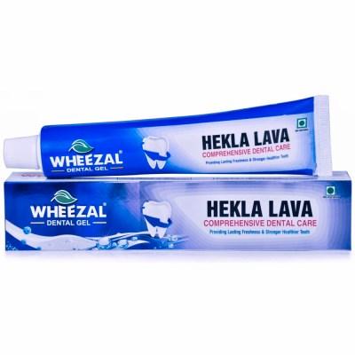 Wheezal Hekla Lava Dental Gel