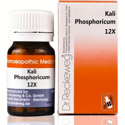 Dr. Reckeweg Kali Phosphoricum 12X