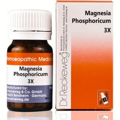Dr. Reckeweg Magnesia Phosphoricum 3X
