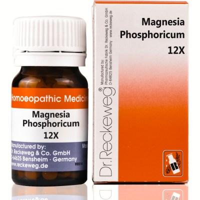 Dr. Reckeweg Magnesia Phosphoricum 12X