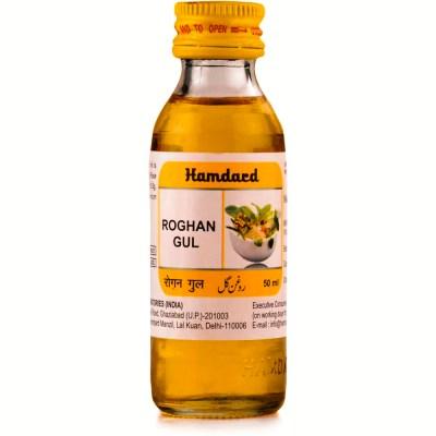 Hamdard Rogan Gul 50ml