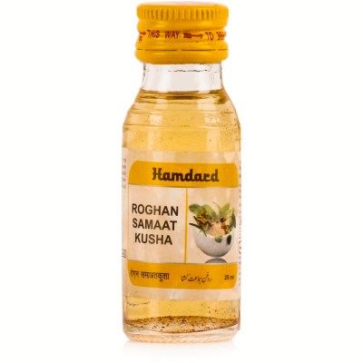Hamdard Rogan Samaat Kusha 25ml